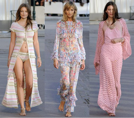 Chanel Resort Collection 2011