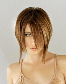 Колорирование волос в стиле блонет