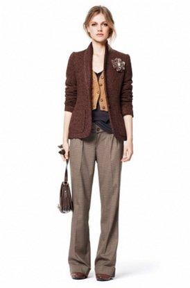 Ноябрьский лукбук Zara