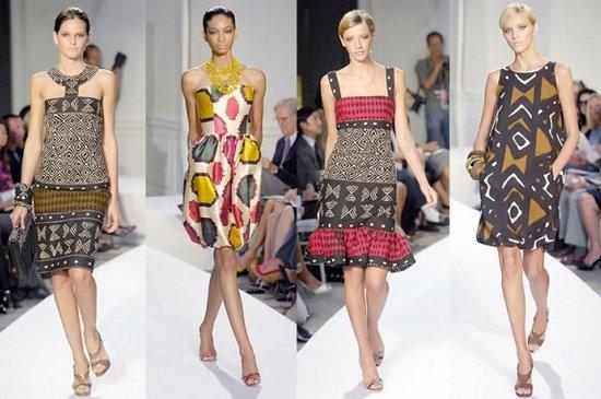 Одежда с этническим рисунком