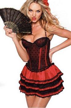 Сексуальные костюмы на Хэллоуин Victoria's Secret