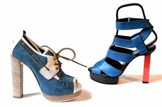 Коллекция обуви Pierre Hardy