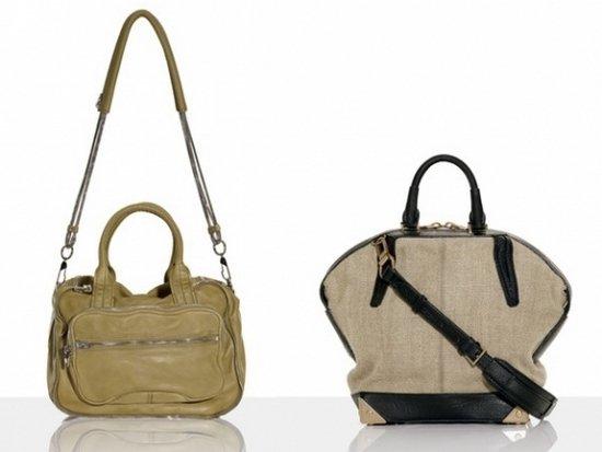Коллекция сумок от Alexander Wang