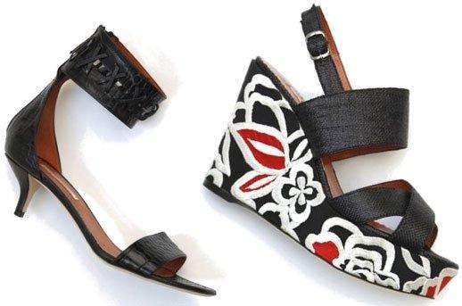 Коллекция обуви от Oscar de la Renta