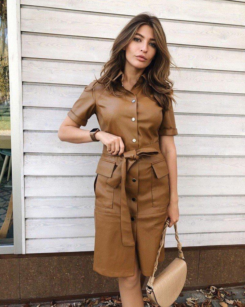 Модные тренды на платья весной 2021 года