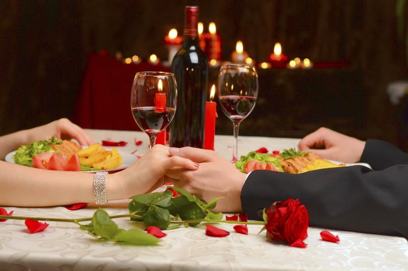 Интересные идеи, как и где отметить день Святого Валентина