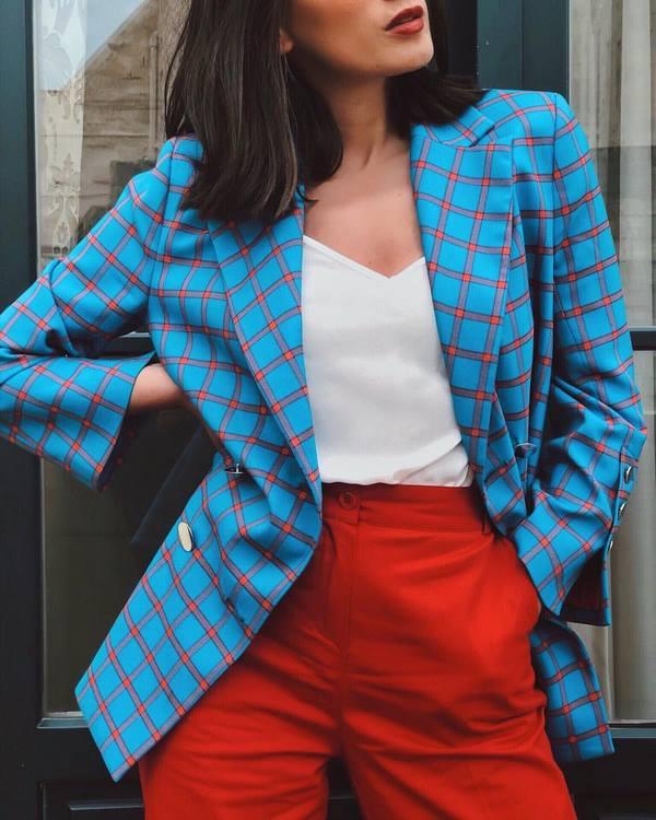 Модная верхняя одежда на весну в 2021 году