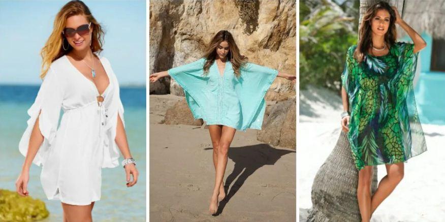 В чем ходить в этом сезоне на пляже?