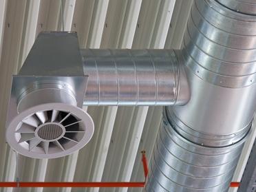 Вентиляционные и вытяжные устройства